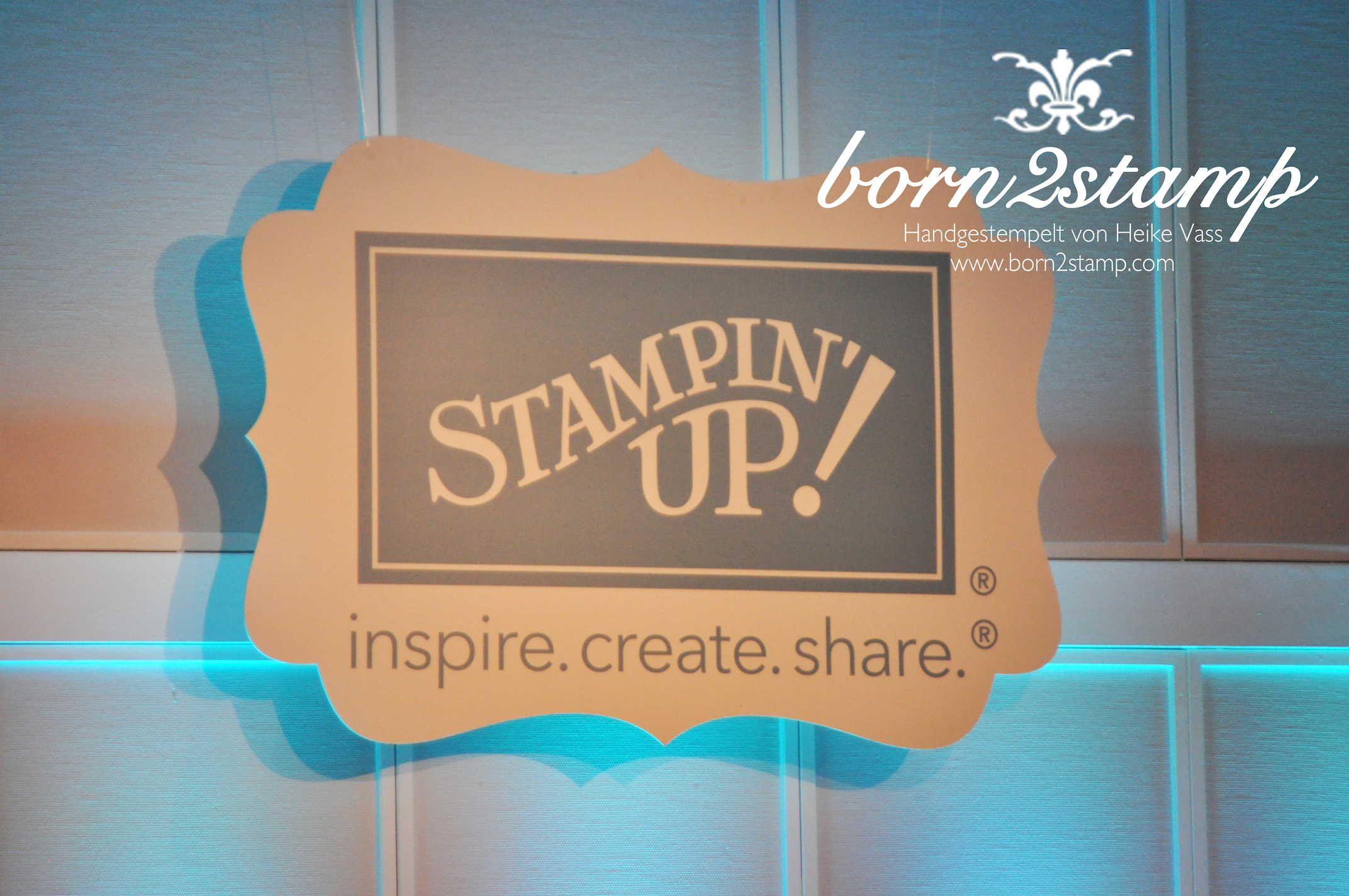 STAMPIN' UP! Demotreffen 2014 in Frankfurt