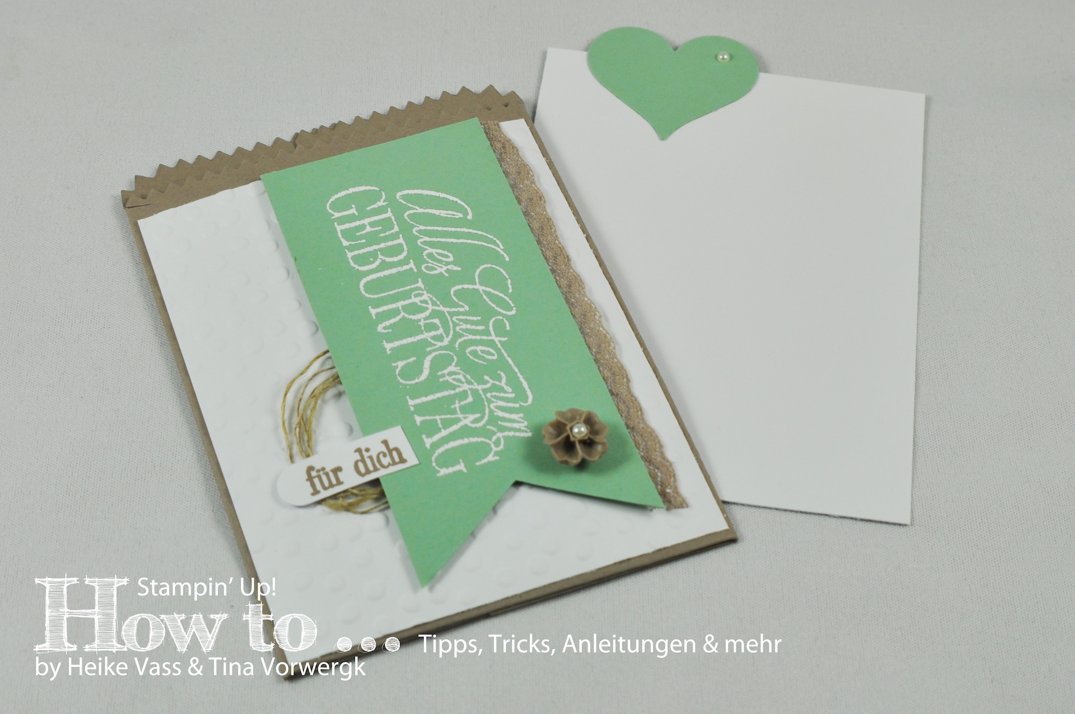 How to… Embossing
