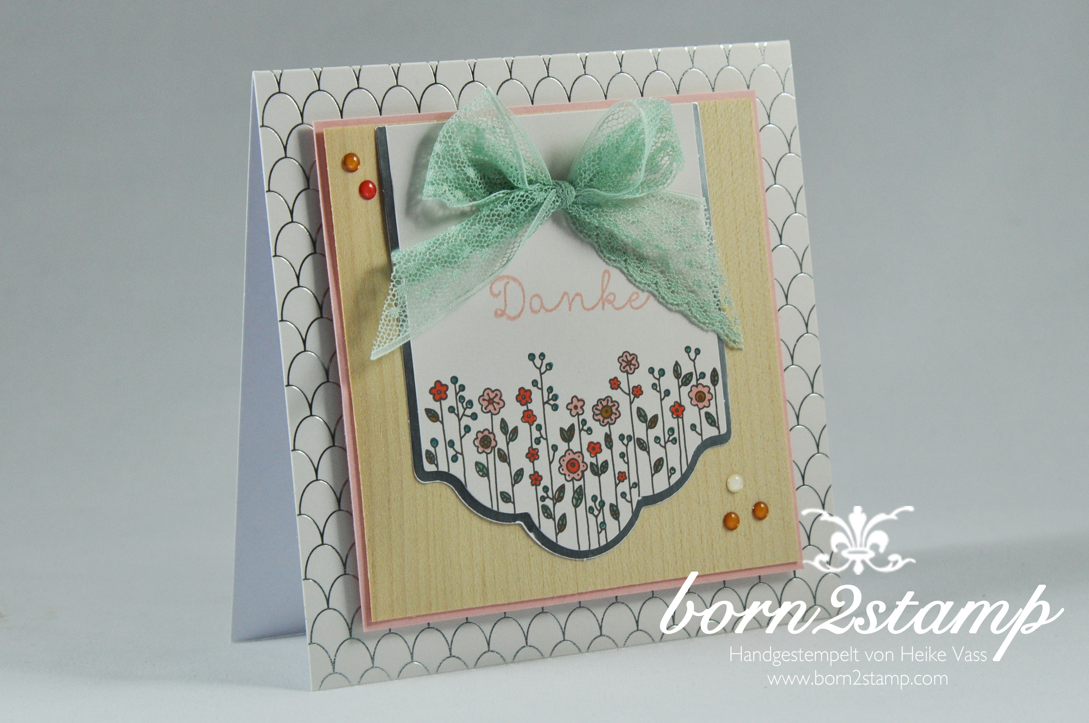 STAMPIN' UP! born2stamp Kartenset Landlust – Cottage greetings card kit