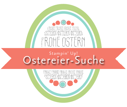 STAMPIN' UP! Ostereiersuche 2017 – Logo