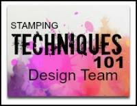 Stamping Technique 101 Design Team