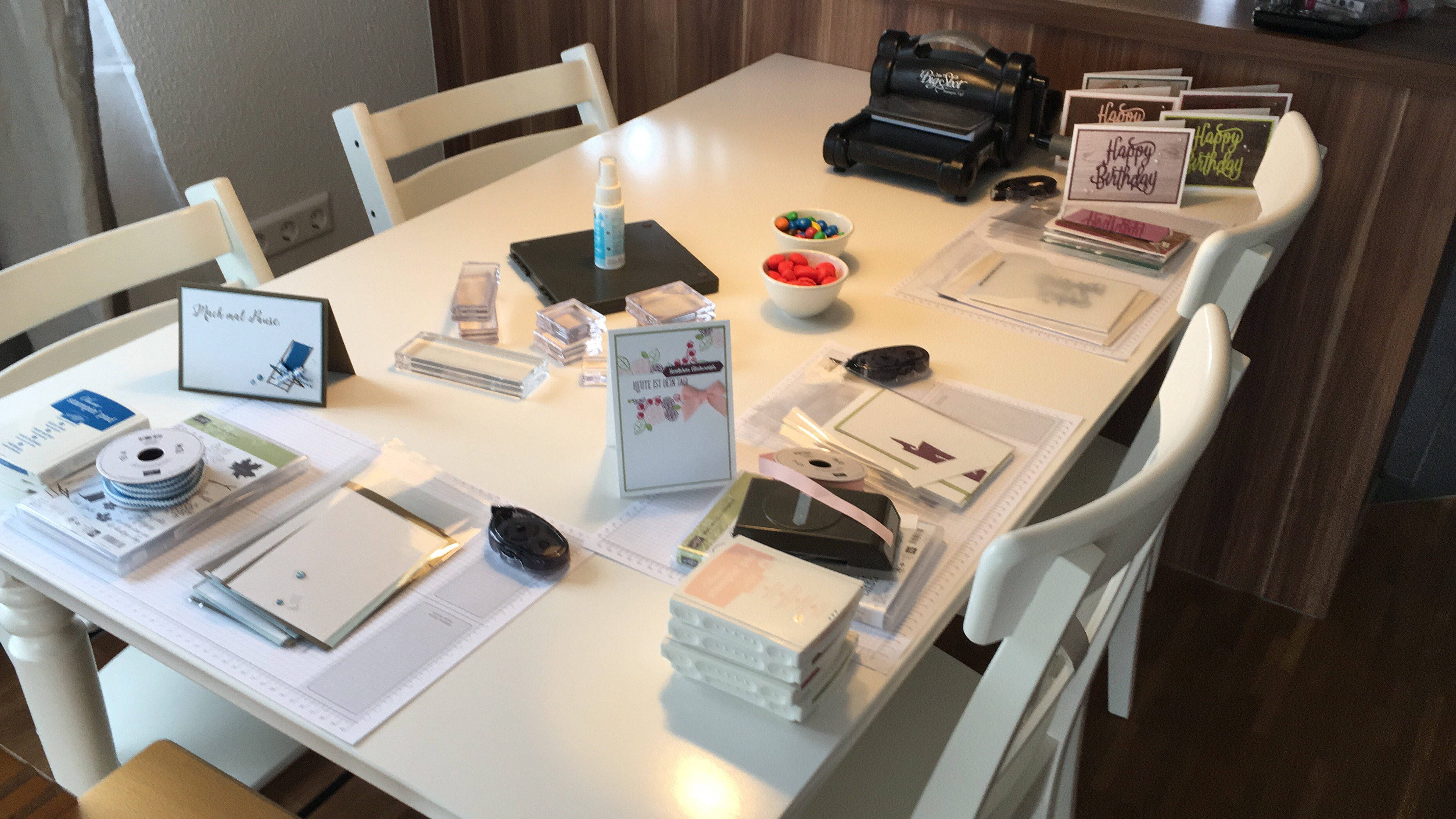 born2stamp STAMPIN' UP! Katalogparty – Make and Take
