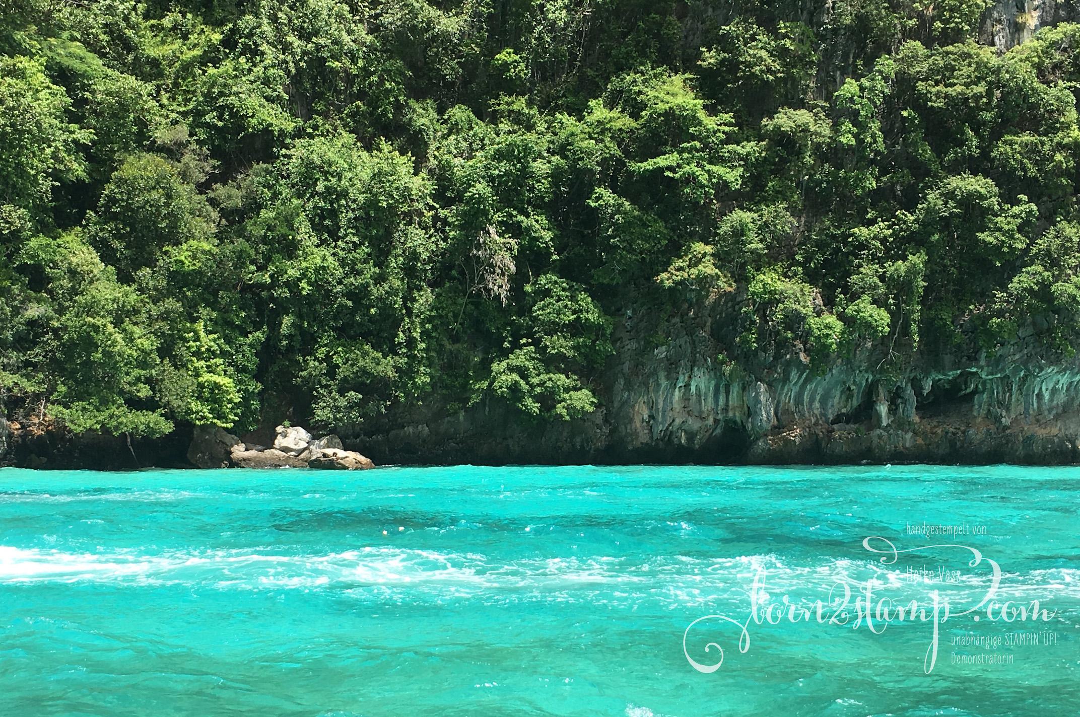 STAMPIN' UP! born2stamp Prämienreise Thailand – Ausflug Kho Phi Phi 4