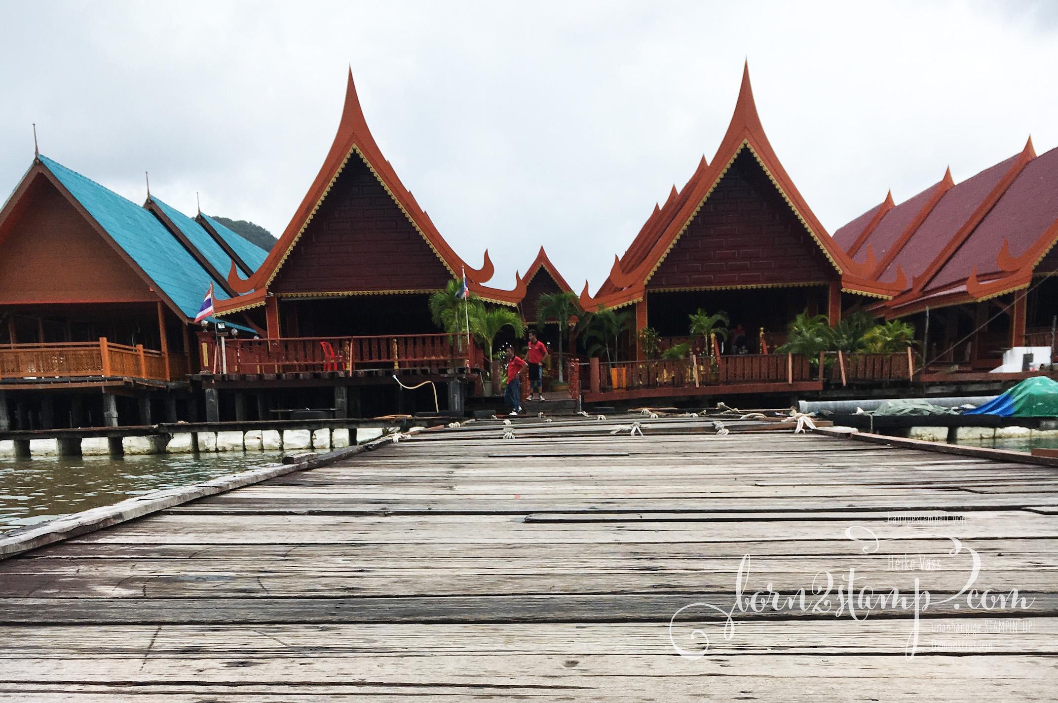 STAMPIN' UP! born2stamp Prämienreise Thailand – Ausflug Phang Nga 1