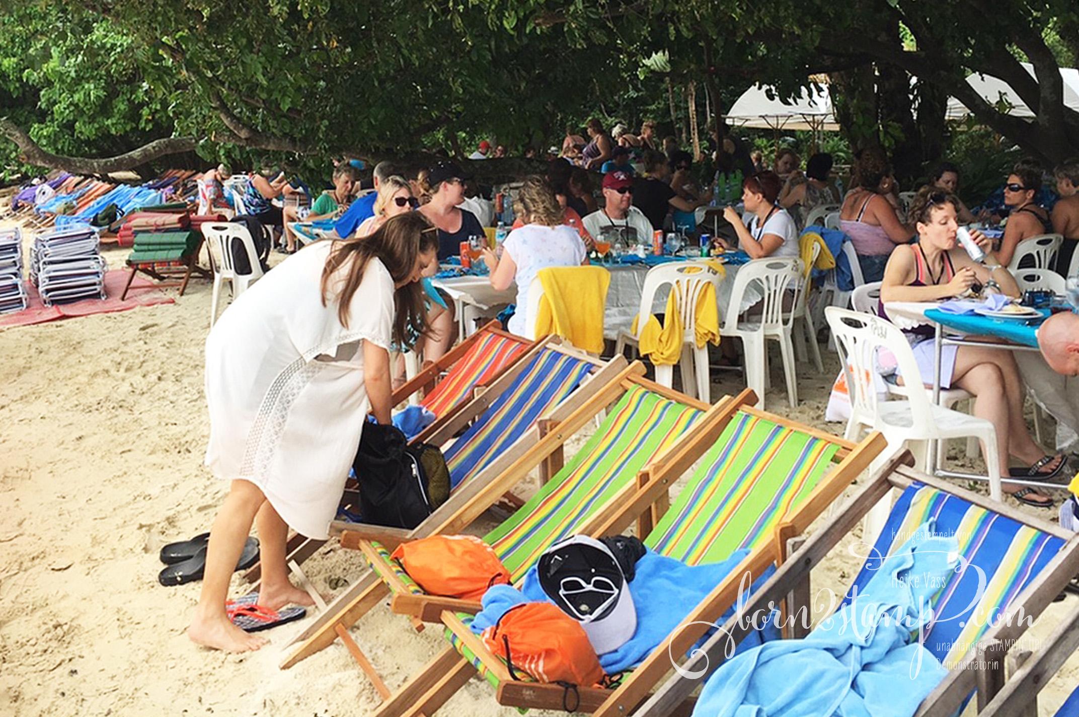 STAMPIN' UP! born2stamp Prämienreise Thailand – Ausflug Phang Nga 8