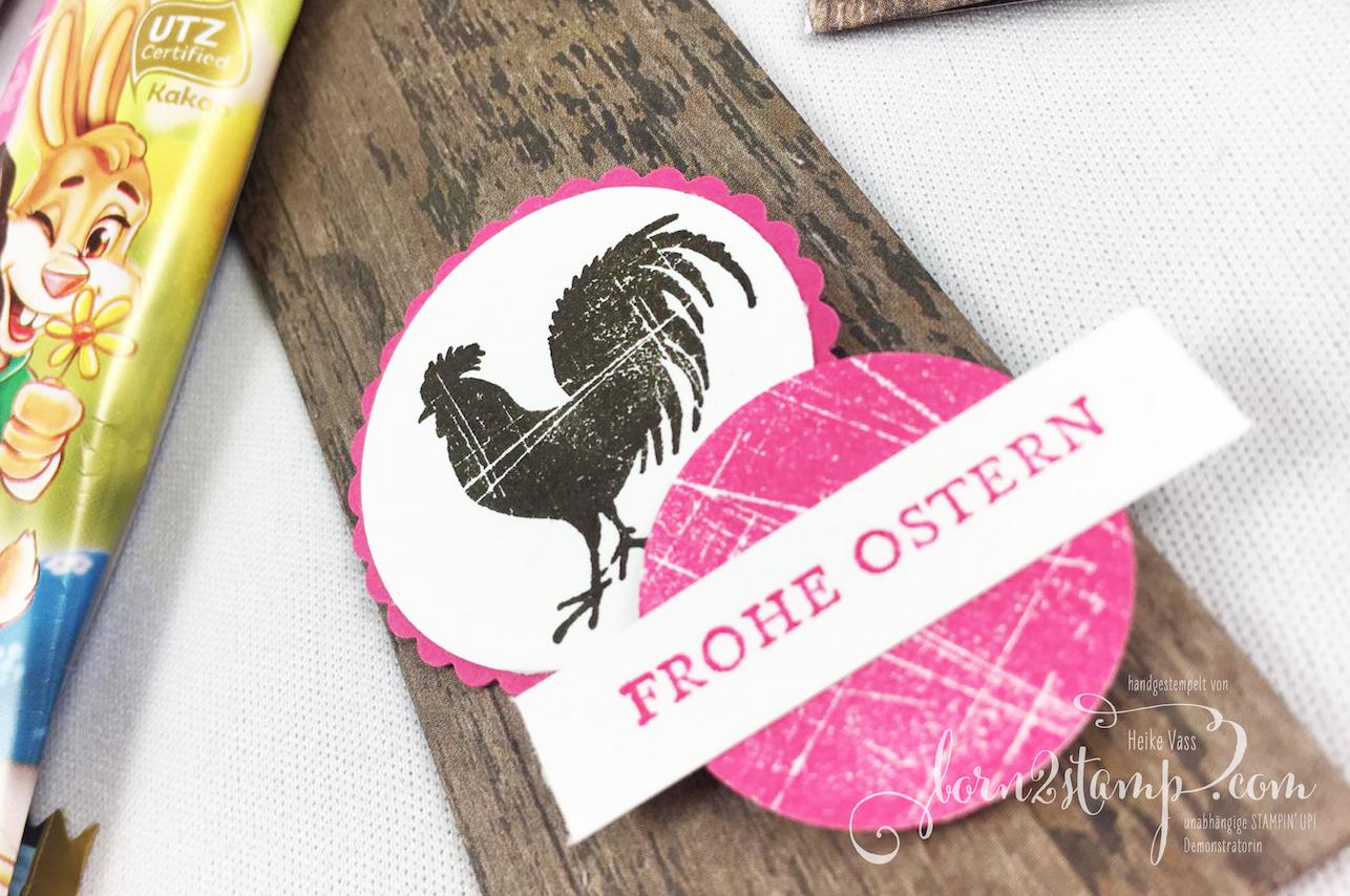 born2stamp INKSPIRE_me STAMPIN' UP! Ostern – Goodies – Naschkiste – DSP Holzdekor – Klitzekleine Gruesse 2