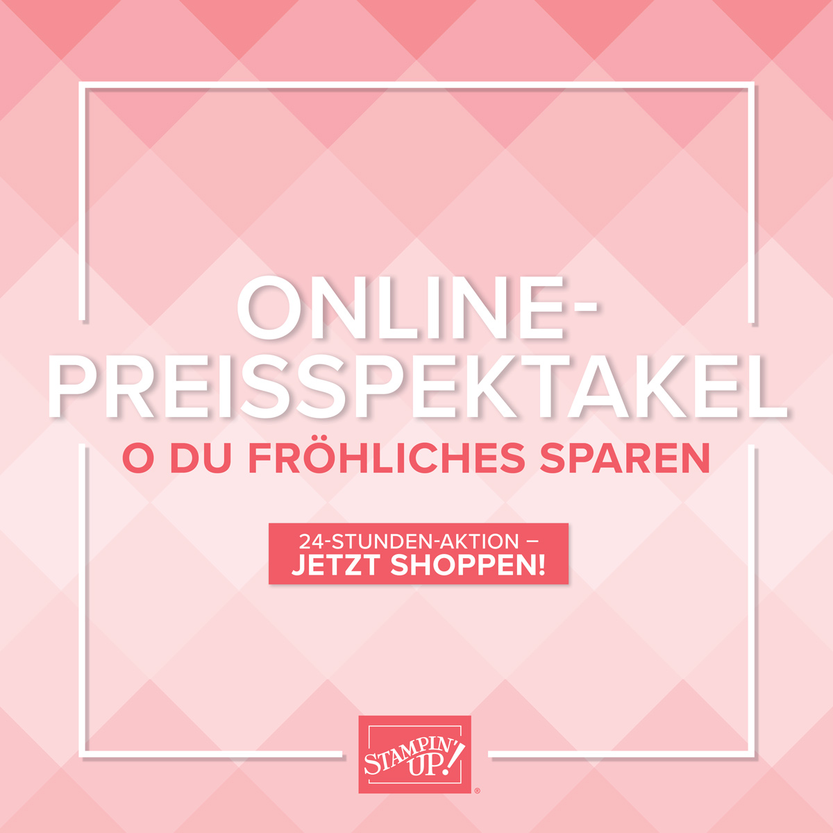 Online Preisspektakel O Du fröhliches Sparen 24.11.2020